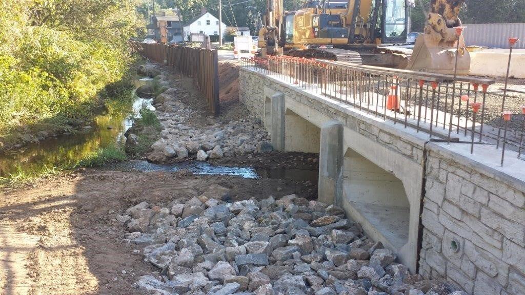 Long Hill Road Reconstruction & Drainage Improvement Project